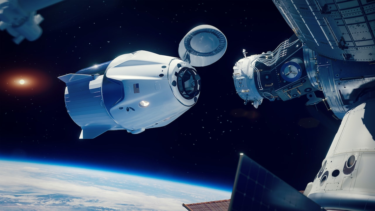 La missione Inspiration4 dà il via all'era del turismo spaziale thumbnail