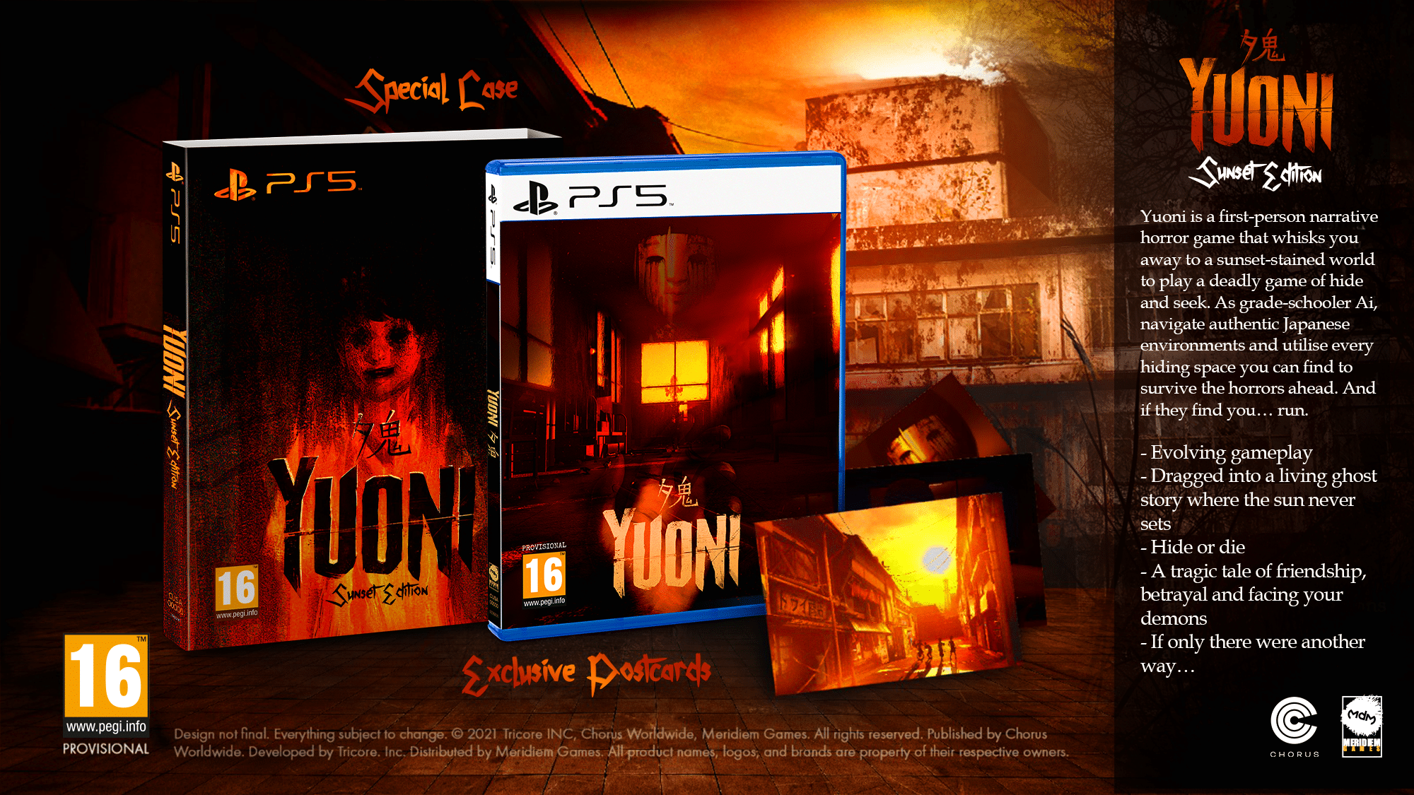 Annunciata l'edizione speciale di Yuoni per PlayStation 5: ecco il trailer thumbnail