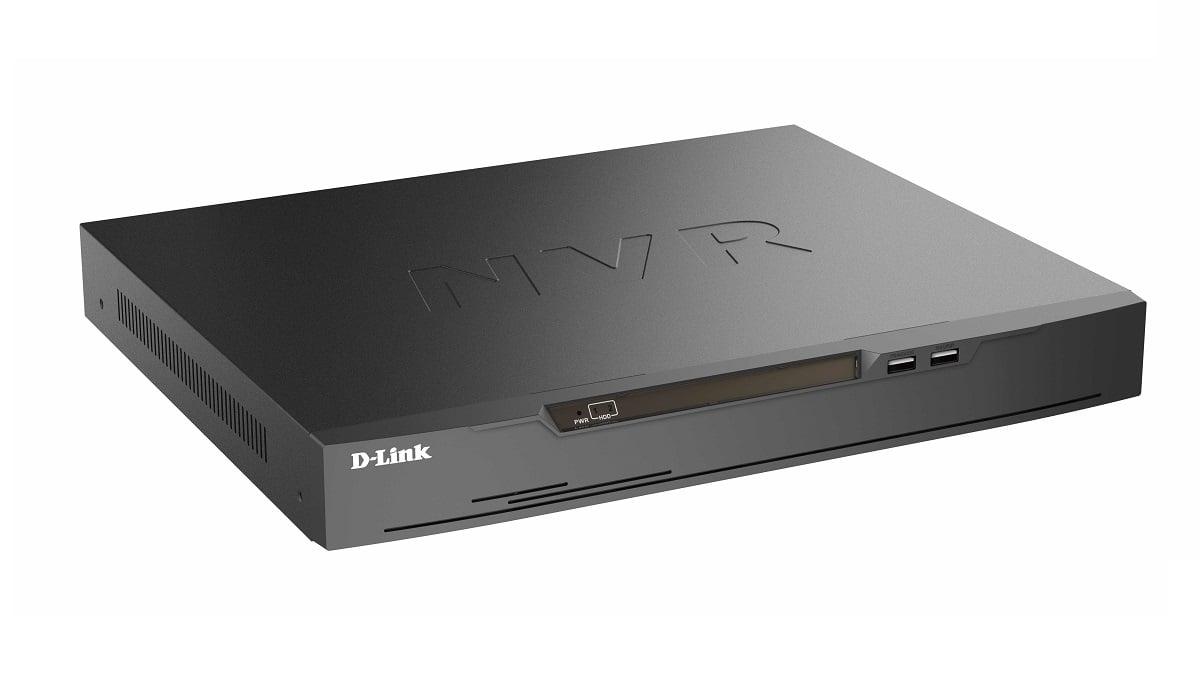 D-Link svela un videoregistratore di rete 16 canali PoE all-in-one thumbnail