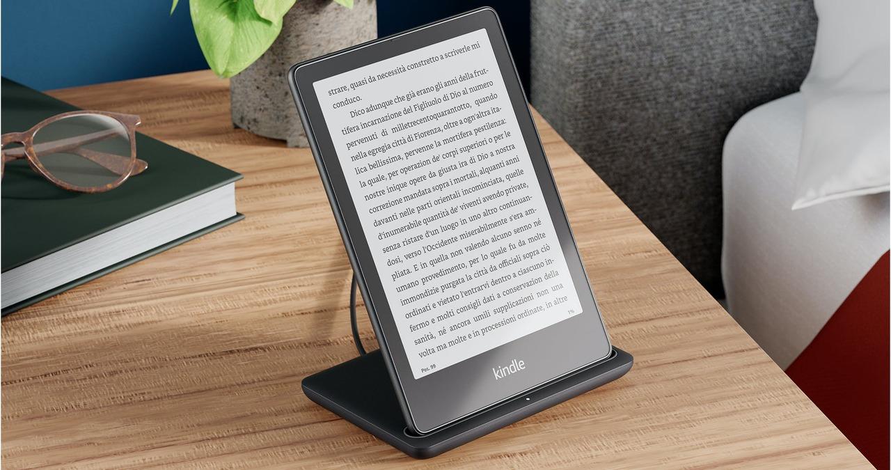 Kindle Paperwhite è ufficialmente disponibile: ecco come acquistarlo thumbnail