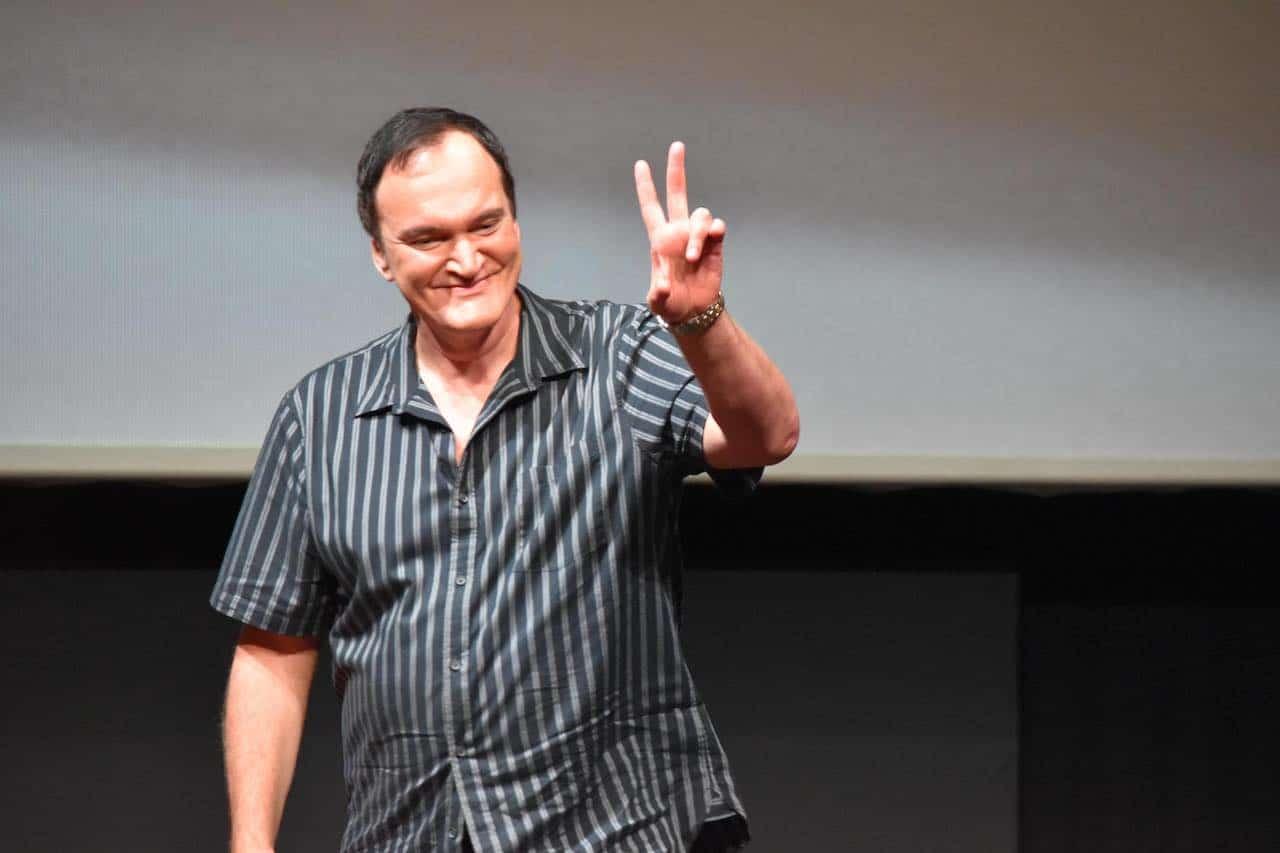 Quentin Tarantino si racconta alla Festa del Cinema di Roma 2021 thumbnail