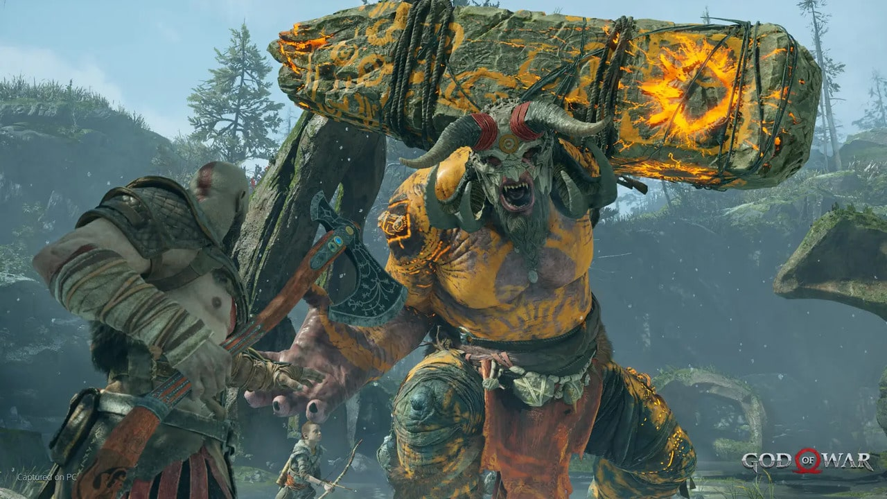 God of War arriva su PC: è ufficiale thumbnail