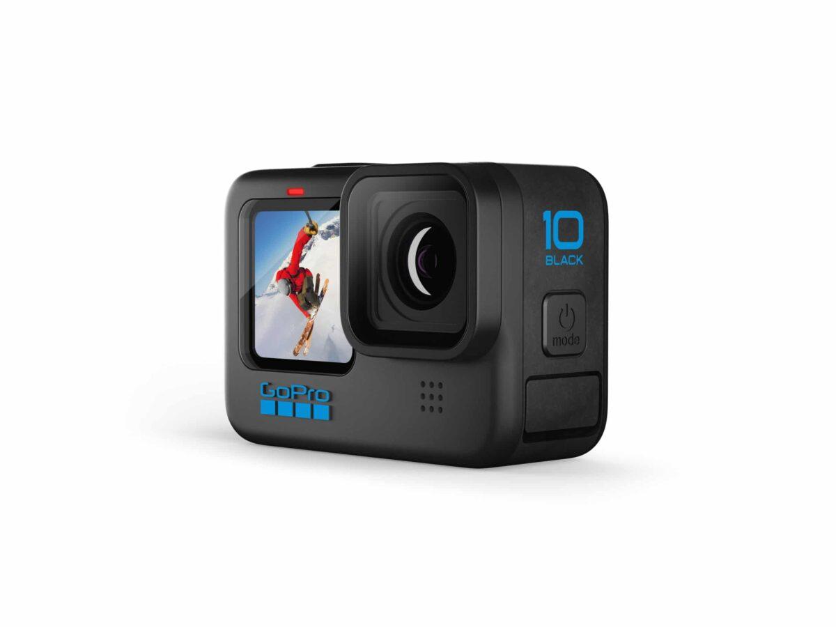 GoPro: ecco una nuova batteria e un aggiornamento della HERO10 Black thumbnail