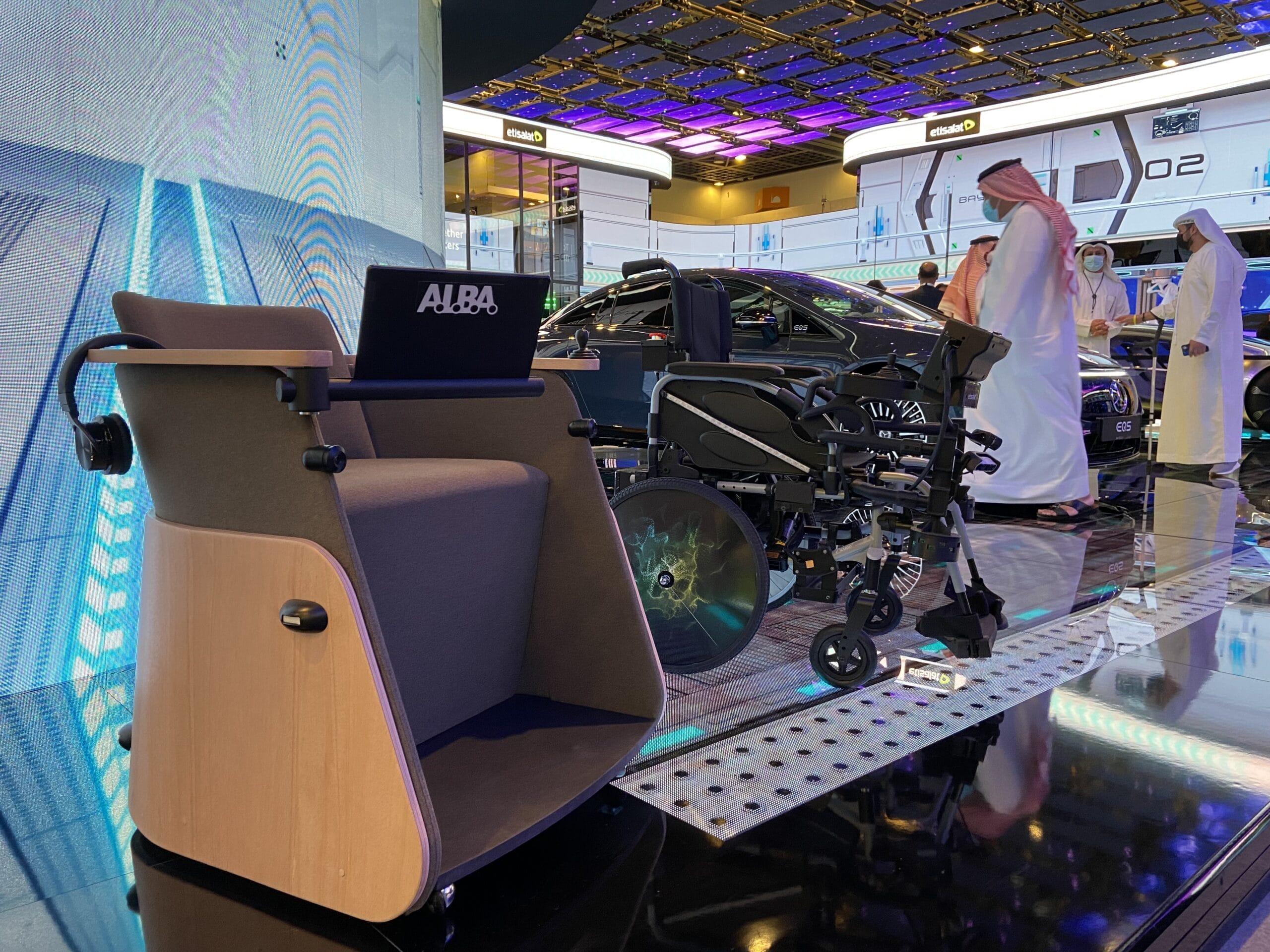 ALBA Robot al GITEX di Dubai con due progetti thumbnail