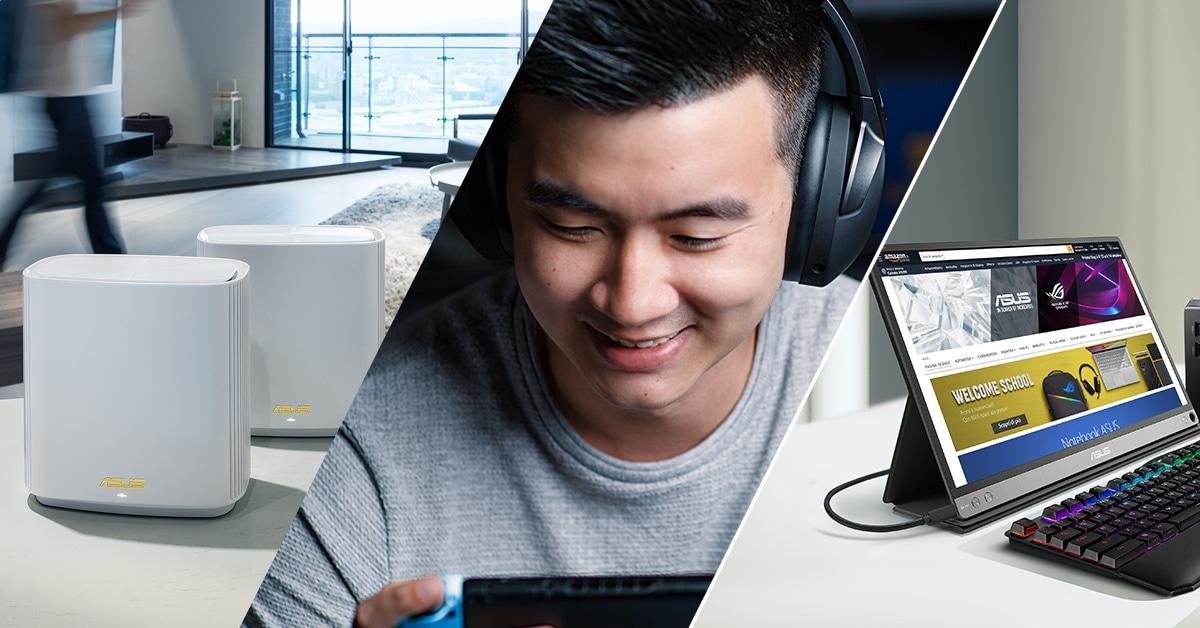 Offerte ASUS: è iniziata la Stay Connected Week di Amazon thumbnail
