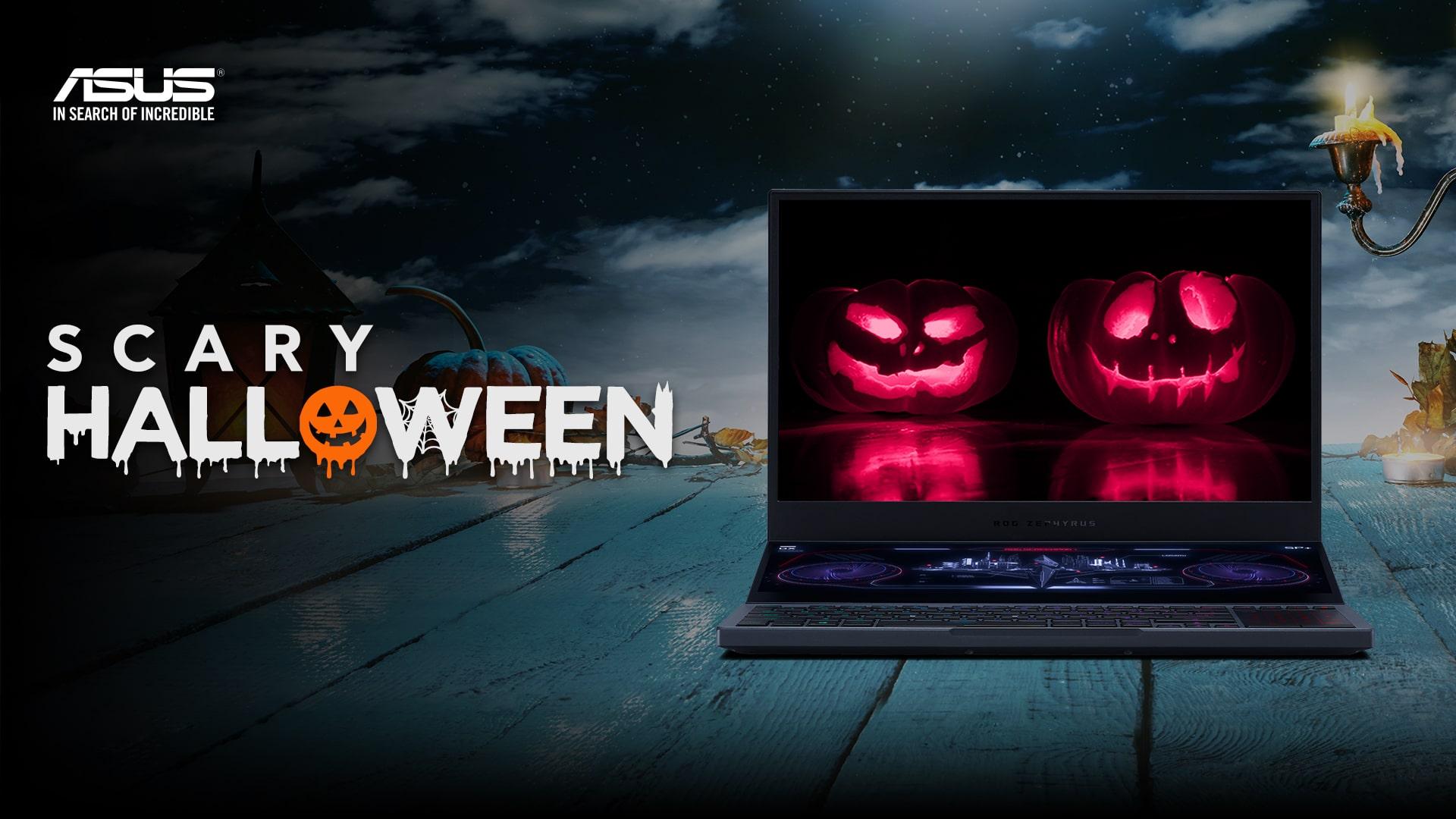 Tutte le esclusive promozioni della campagna ASUS Scary Halloween thumbnail