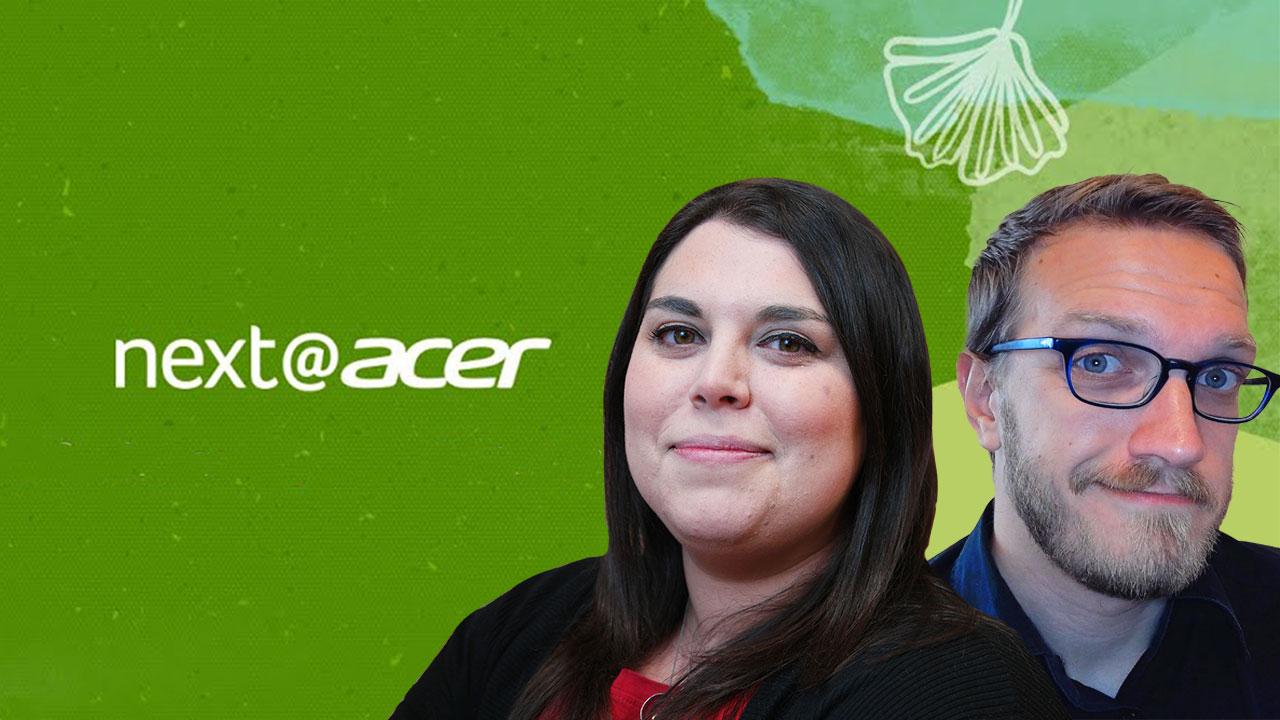 Segui l'evento Next At Acer insieme a techprincess thumbnail