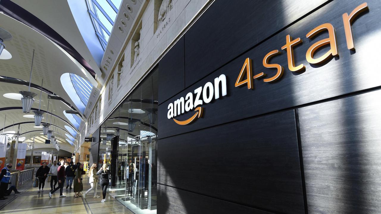 Amazon apre il primo store a 4 stelle nel Regno Unito thumbnail