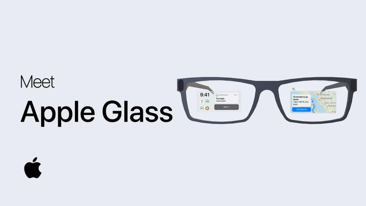 L'Apple Glass potrebbe proiettare l'AR direttamente sulla retina di chi lo indossa thumbnail
