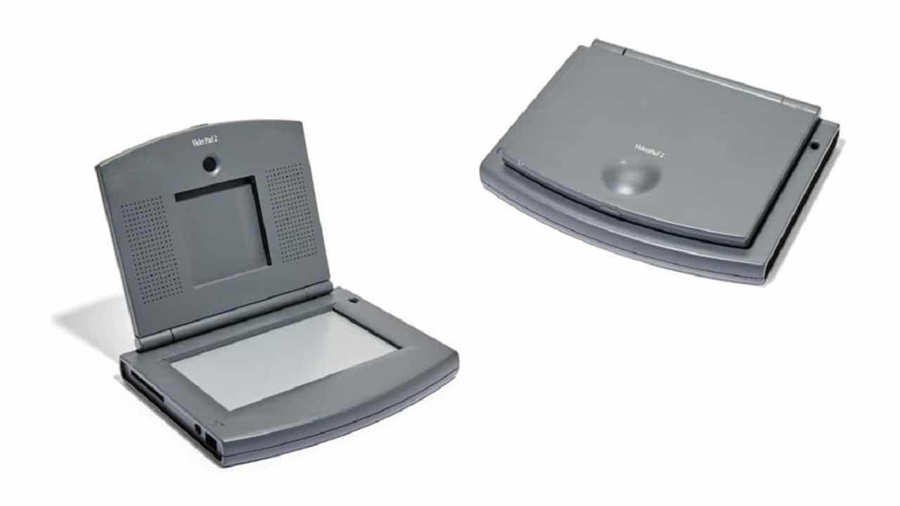 Un raro prototipo di Apple VideoPad verrà messo all'asta thumbnail
