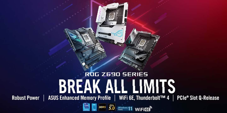 Asus ROG: Break all limit - Tutte le novità thumbnail
