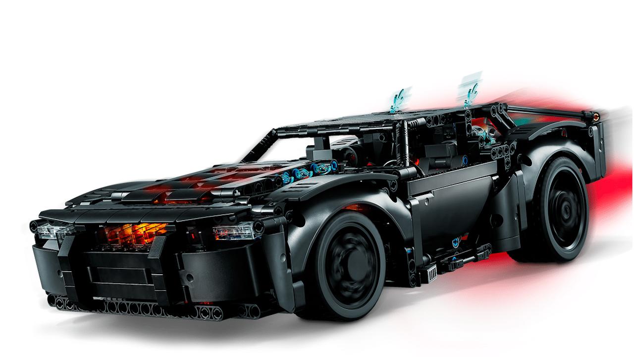 La nuova Batmobile diventa un set LEGO thumbnail