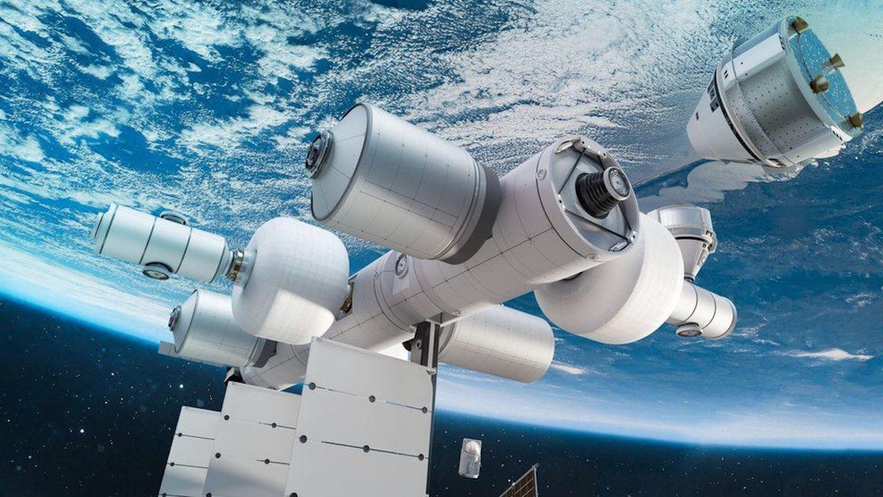 Blue Origin costruirà una stazione spaziale commerciale thumbnail