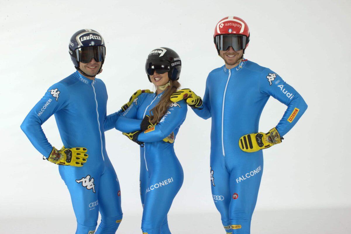 Briko: per la Coppa del Mondo di sci alpino, ecco il Casco Vulcano e la Nuova Maschera thumbnail