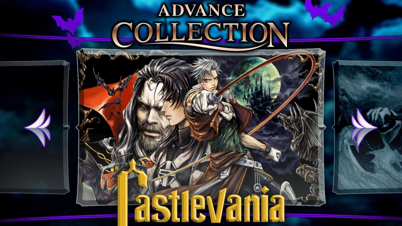 Castlevania Advance Collection: di nuovo contro Dracula thumbnail