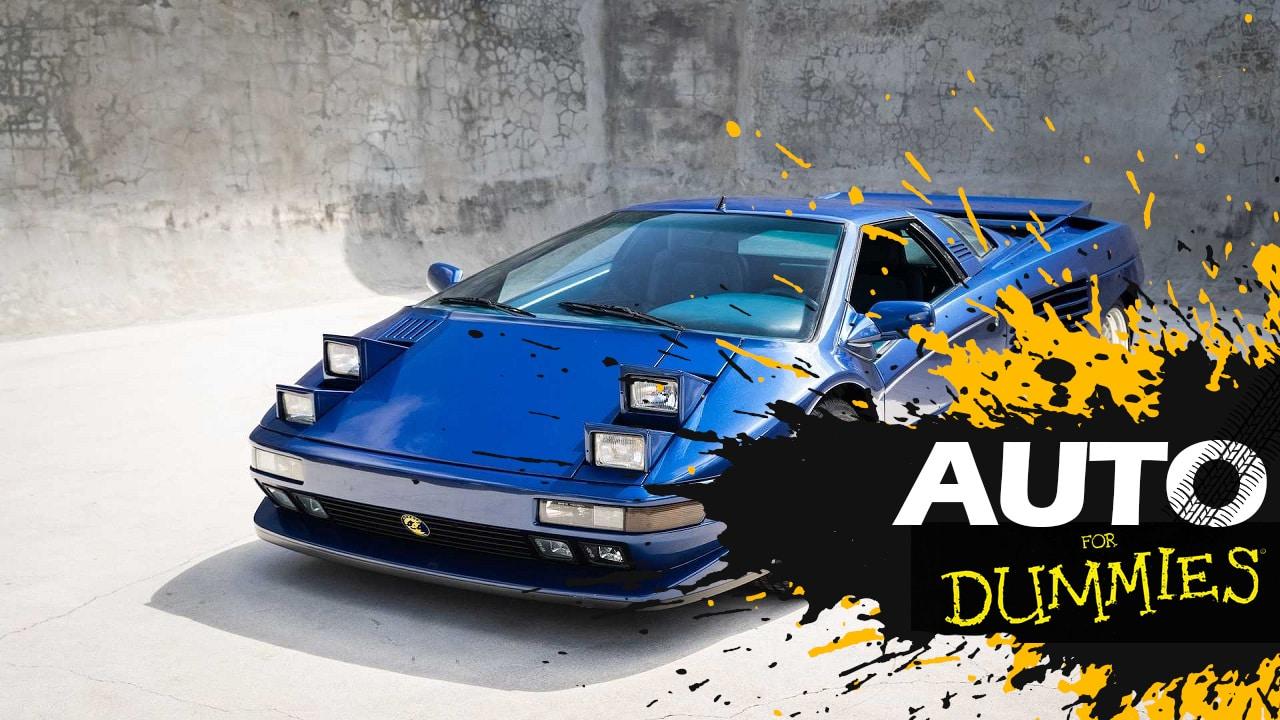 Case italiane scomparse: Cizeta, il sogno V16 insieme a Giorgio Moroder | Auto for Dummies thumbnail