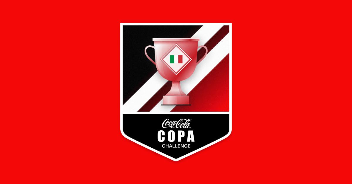 Coca Cola Copa Challenge: la competizione tra influencer su Football Manager thumbnail