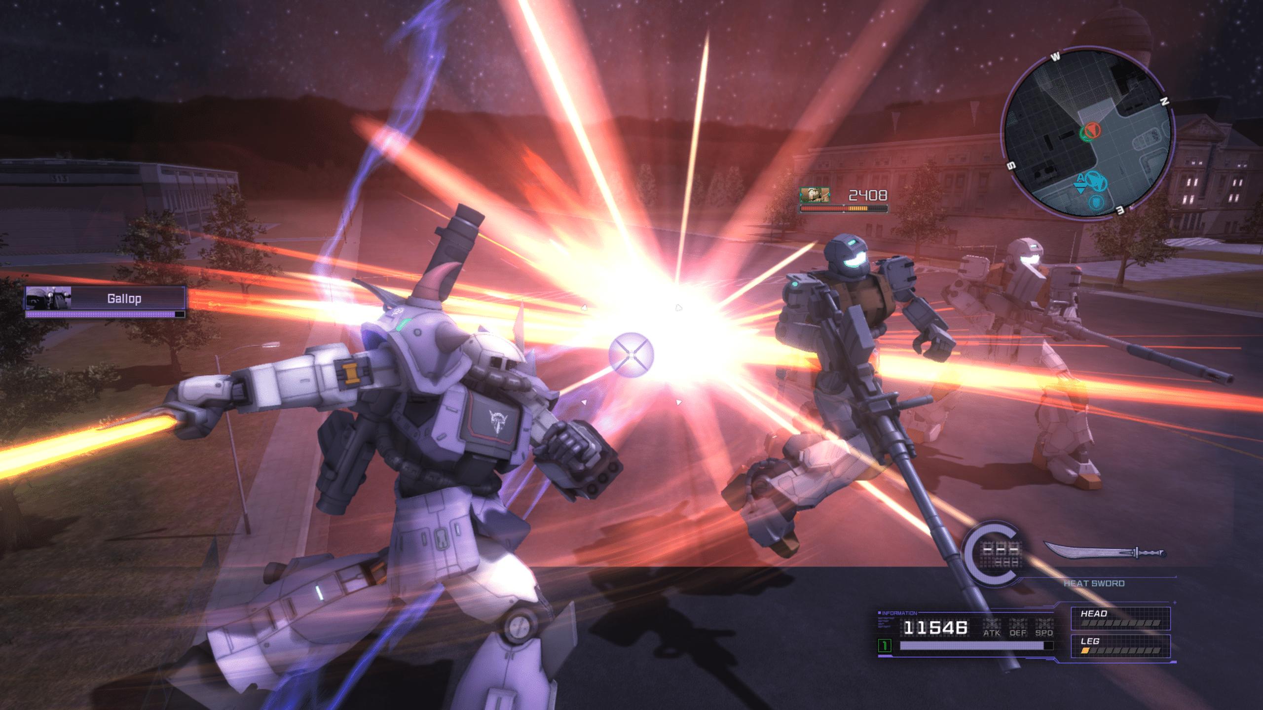 Sta per arrivare Mobile Suit Gundam Battle Operation Code Fairy per PlayStation 4 e 5 thumbnail
