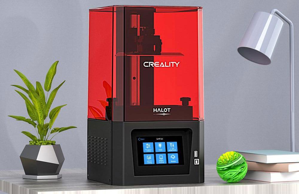 La recensione di Creality Halot-One, la stampante 3D a resina thumbnail