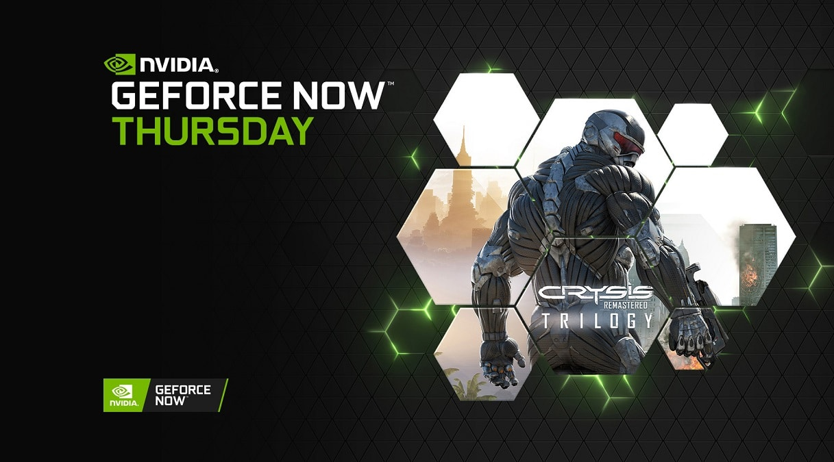 Grazie a GeForce NOW ogni dispositivo supporterà Crysis Remastered thumbnail