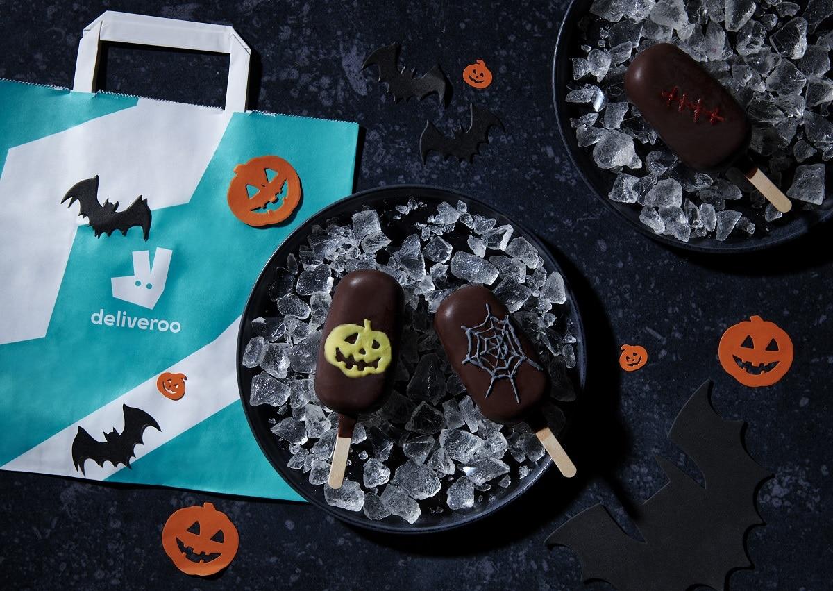 Deliveroo celebra Halloween ed il Vegan Day con un gelato speciale thumbnail