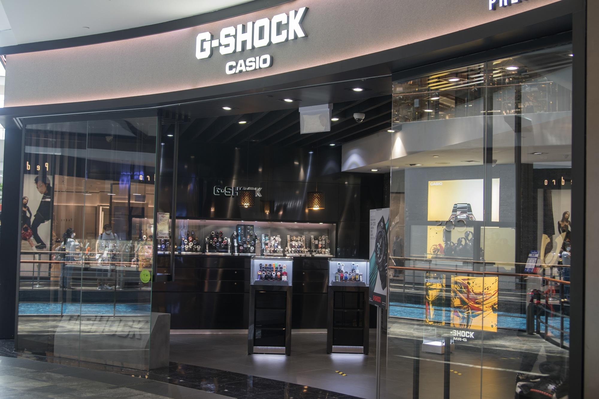 Il nuovo GMW-B5000 di G-SHOCK riprende il crepuscolo di Tokyo thumbnail