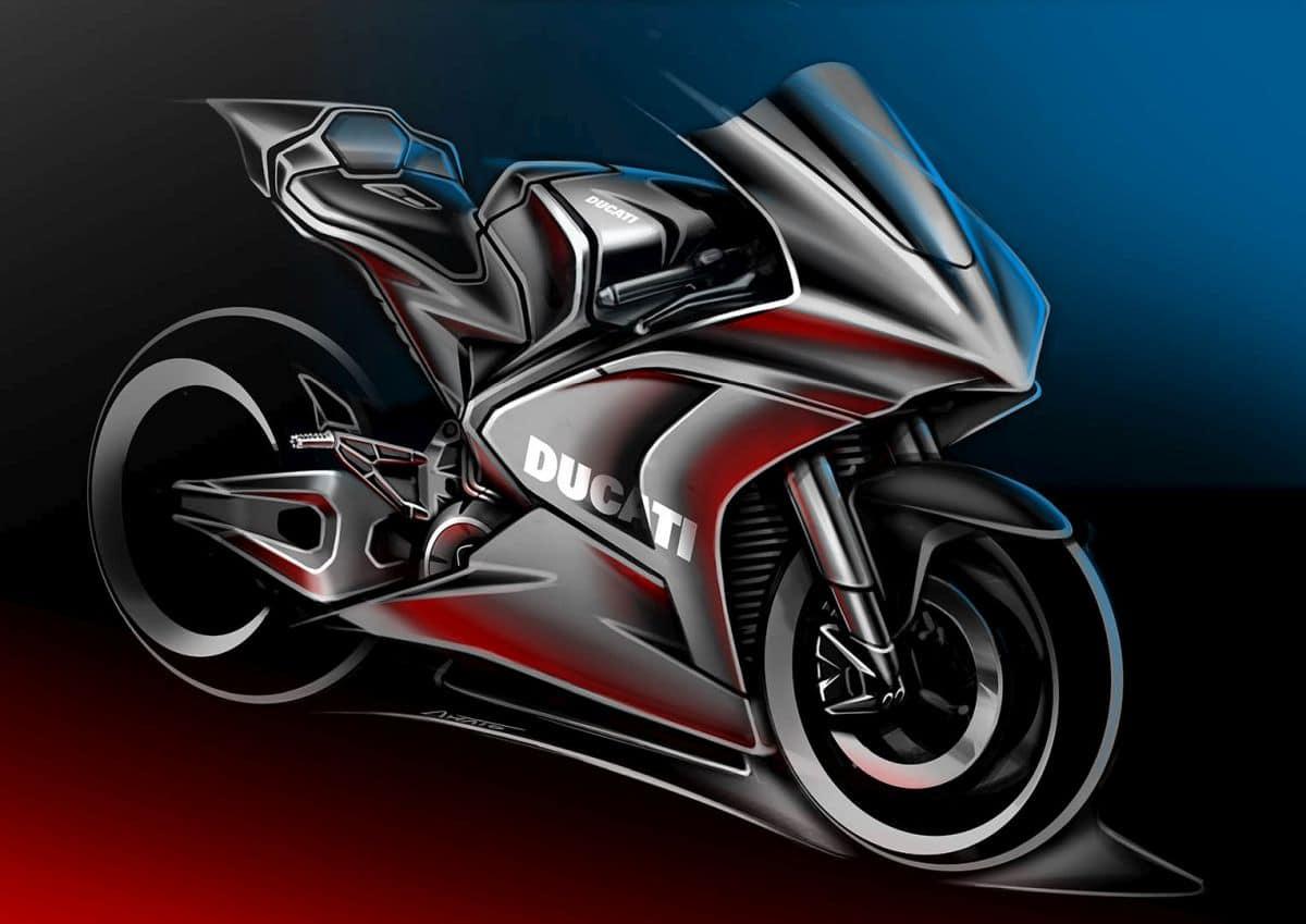 Dal 2023 Ducati sarà il nuovo fornitore di moto elettriche del campionato MotoE thumbnail