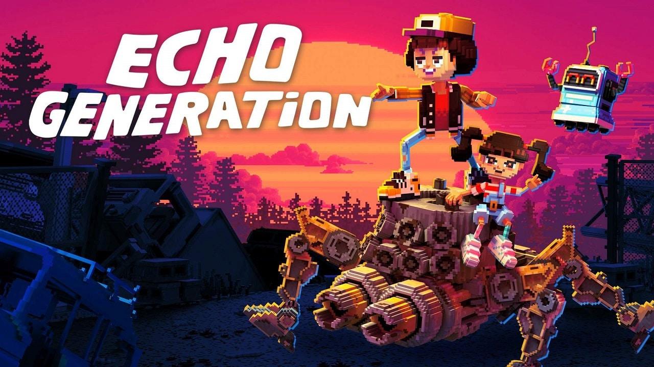 La recensione di Echo Generation: uno strano ma affascinante viaggio thumbnail