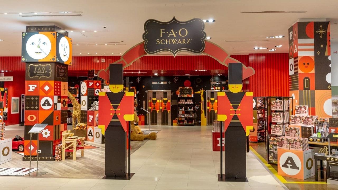 FAO Schwarz, il negozio di giocattoli apre a Milano thumbnail