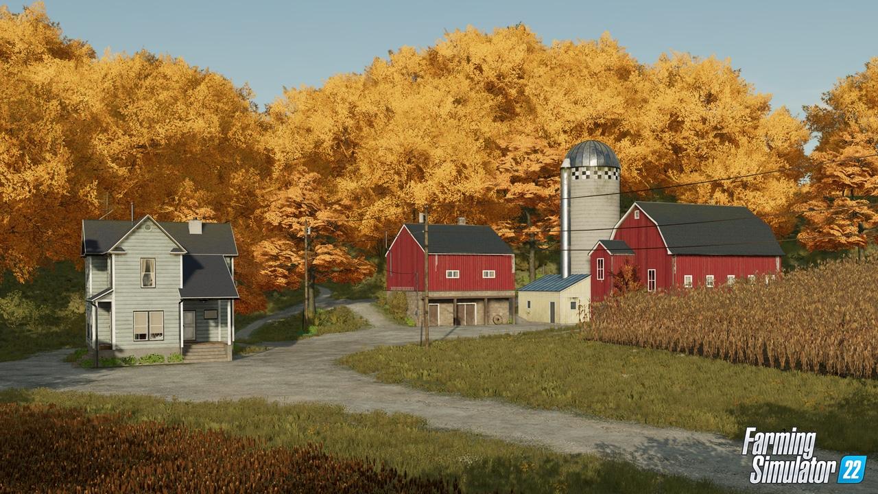 Farming Simulator 22: disponibile un nuovo trailer che mostra Elmcreek thumbnail