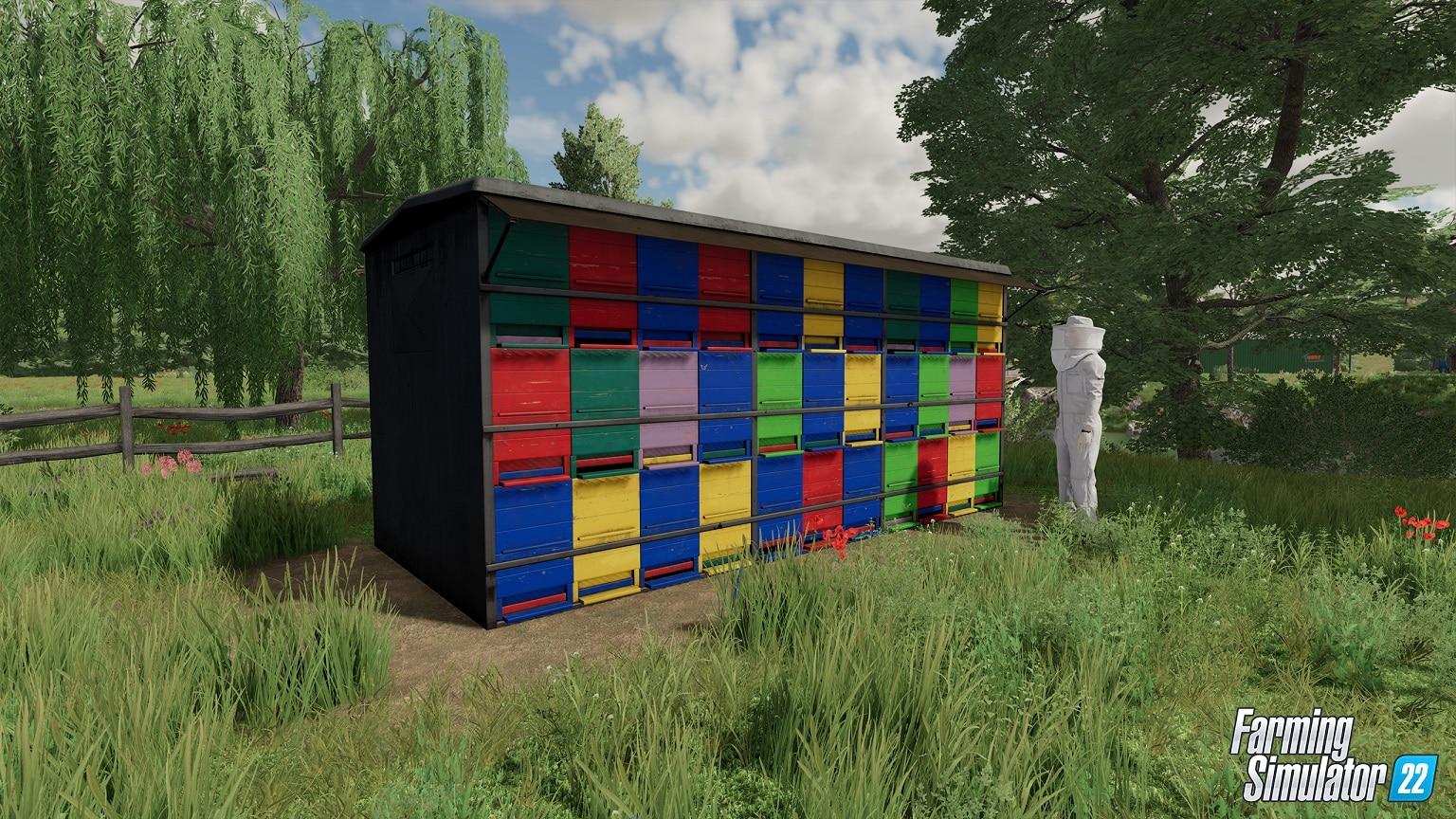 L'apicoltura e le serre sono in arrivo su Farming Simulator 22 thumbnail