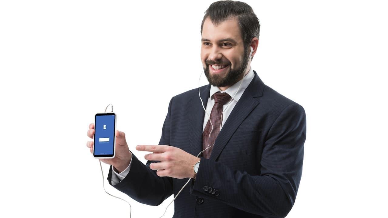 Facebook: stanze audio al via in tutto il mondo thumbnail