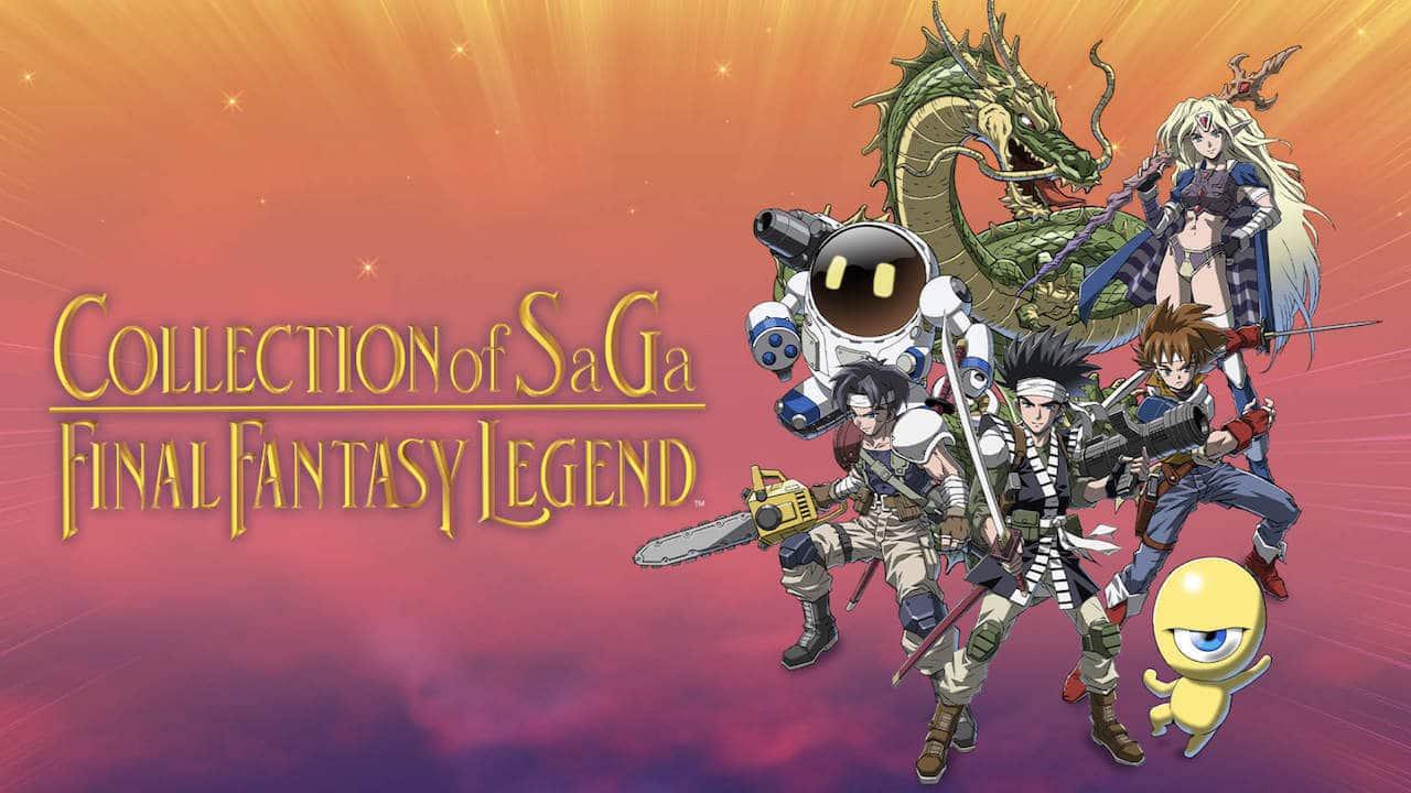 Collection of Saga Final Fantasy Legend arriva su Steam thumbnail