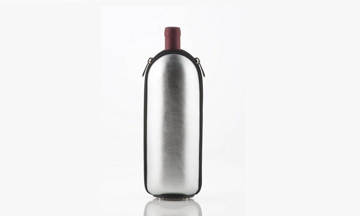 Freezerino è il portabottiglia che mantiene fresca la bottiglia thumbnail