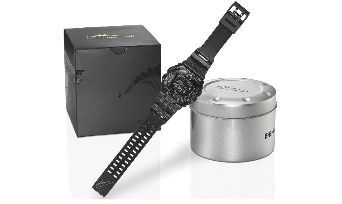 G-SHOCK presenta il nuovo orologio firmato Kanoa Igarashi thumbnail