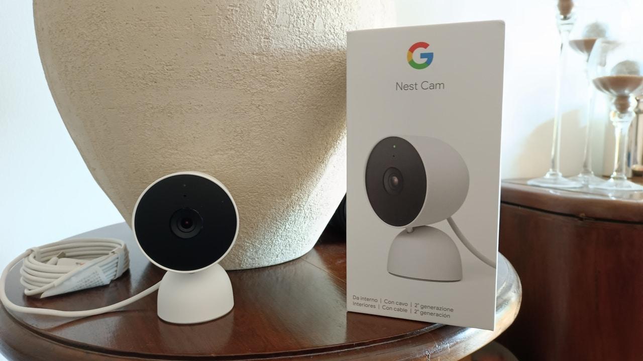 La nostra recensione di Nest Cam: la sorveglianza secondo Google thumbnail