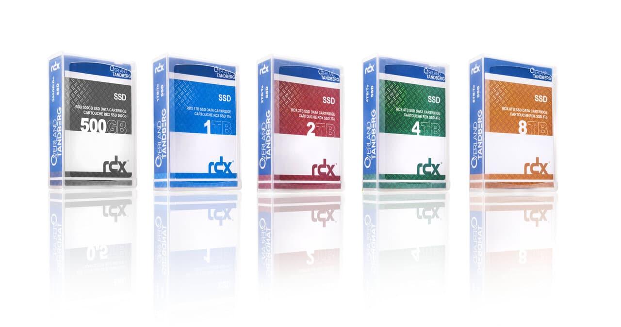 Overland-Tandberg lancia la sua linea RDX SSD thumbnail