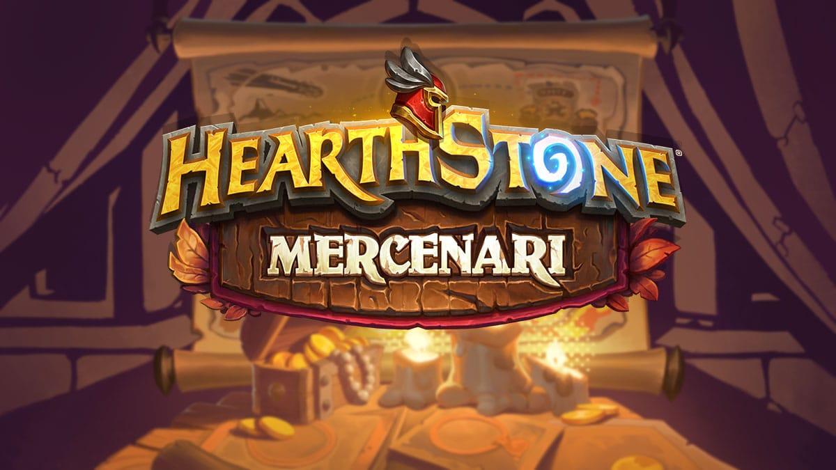 Hearthstone Mercenari è disponibile: ecco tutto quello che c'è da sapere thumbnail