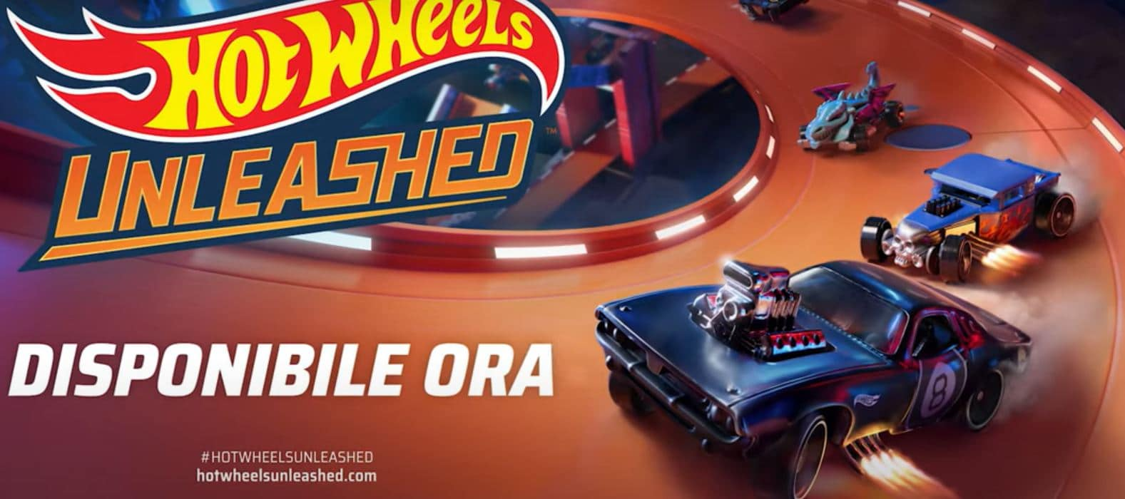 Milestone: Hot Wheels Unleashed sempre più protagonista thumbnail