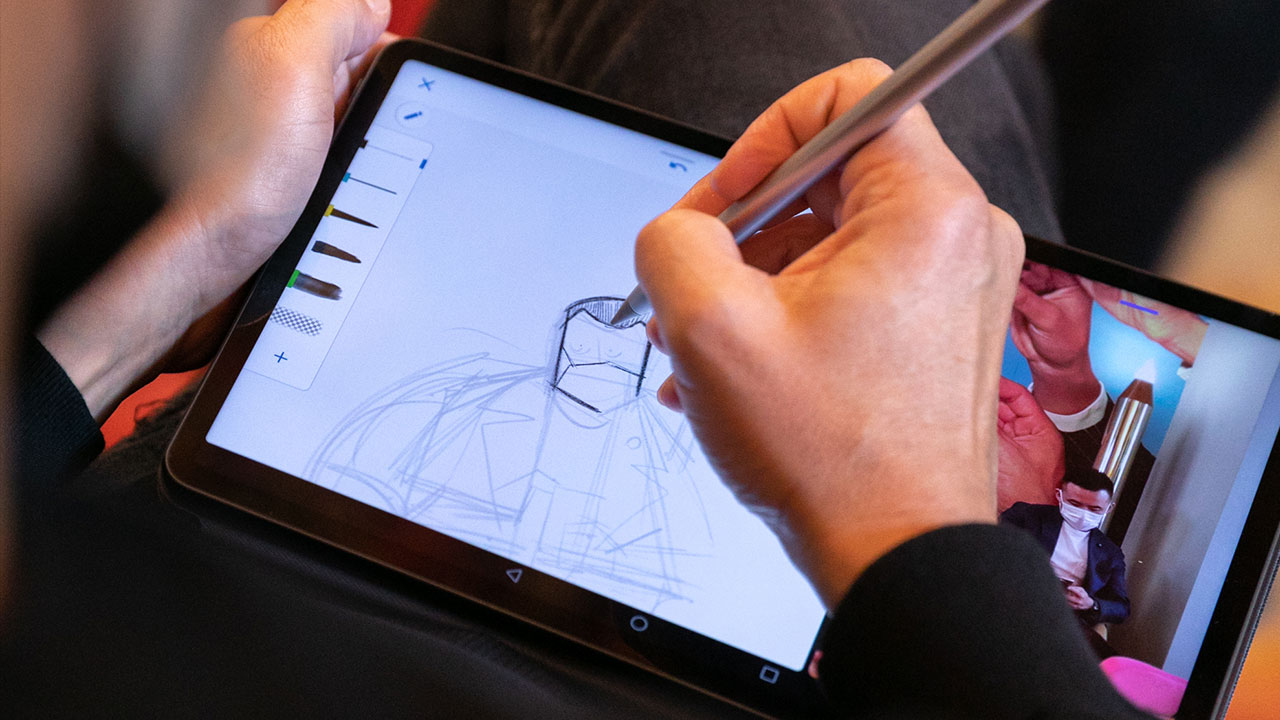 Scatenare la creatività con Huawei MatePad 11 thumbnail