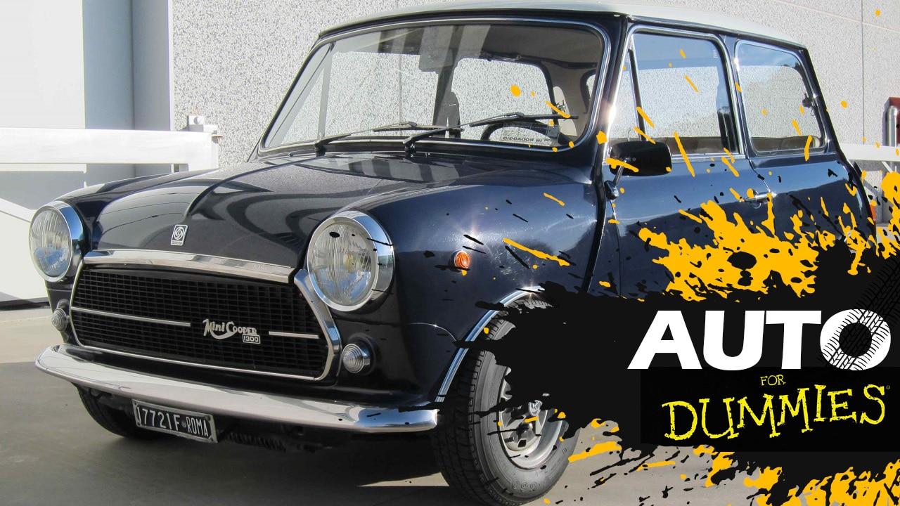 Case italiane scomparse: Innocenti, l'inglese d'Italia tra MINI e Lambretta | Auto for Dummies thumbnail