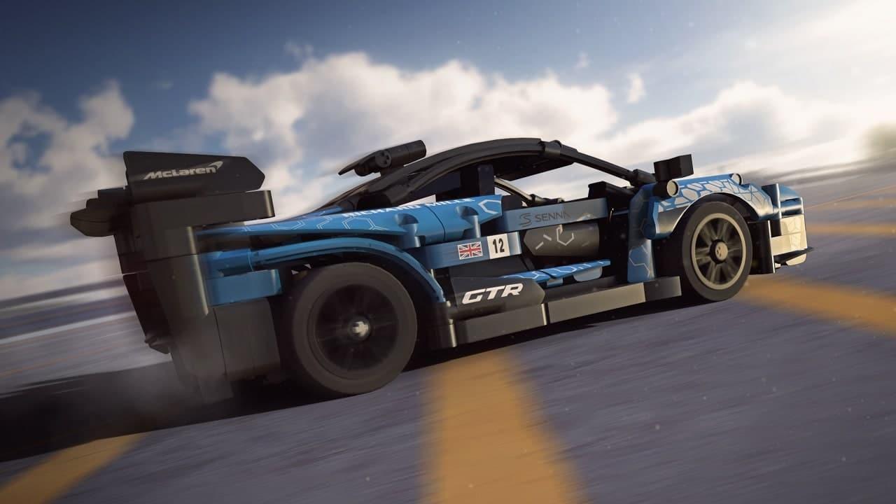 LEGO Technic McLaren Senna GTR arriva su Asphalt 9: Legends thumbnail