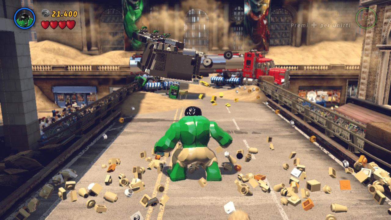 LEGO Marvel Super Heroes: ritorno alle origini thumbnail
