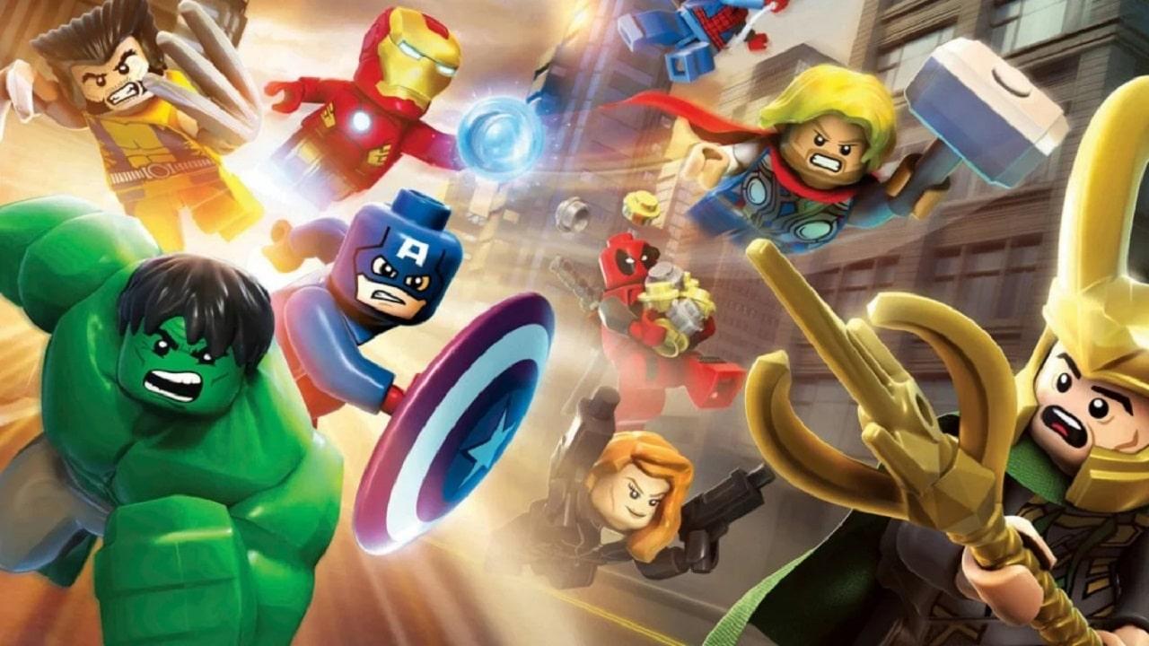 LEGO Marvel Super Heroes sbarca su Nintendo Switch thumbnail