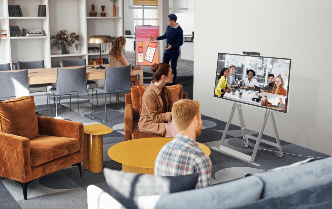 La nuova gamma di soluzioni LG One:Quick per lo smart working thumbnail