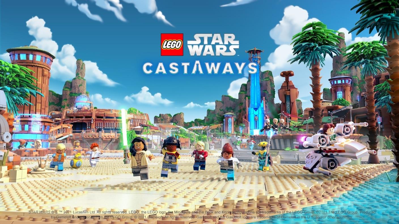 LEGO, Star Wars: Castaways, arriva in esclusiva per Apple Arcade thumbnail