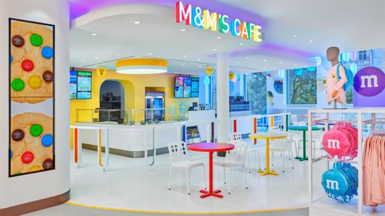 M&M'S apre il nuovo negozio immersivo e colorato a Berlino thumbnail