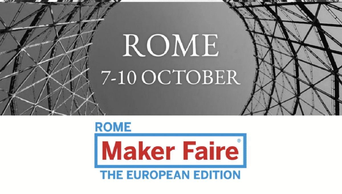 Sony presenzia al Maker Faire Rome 2021 in qualità di Gold Partner thumbnail