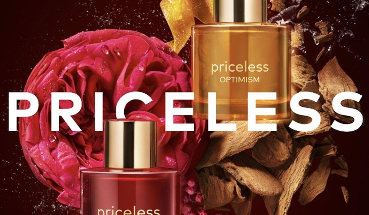 "Mastercard lancia due fragranze a marchio ""Priceless"" thumbnail"