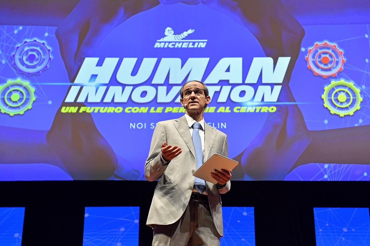 Michelin Day 2021: l'azienda celebra i dipendenti italiani thumbnail